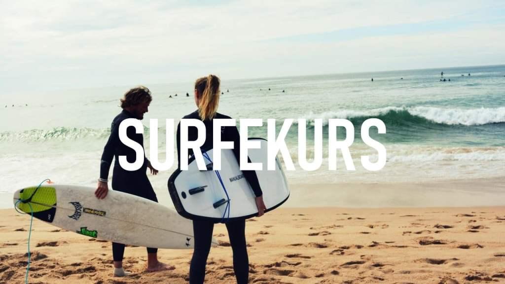 surfekurs stavanger jæren sola hellestø