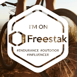 Freestak Endurance Sports Influencer Platform - Badge MTB