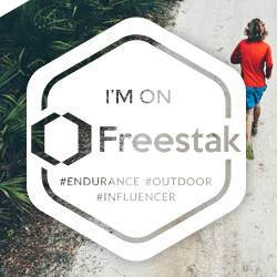 Freestak Endurance Sports Influencer Platform - Badge Run
