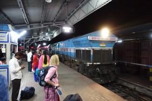 インド鉄道1