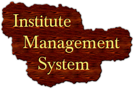 Institute Management System Project Source Code Free