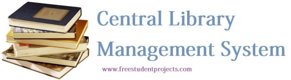 Central Library Management System