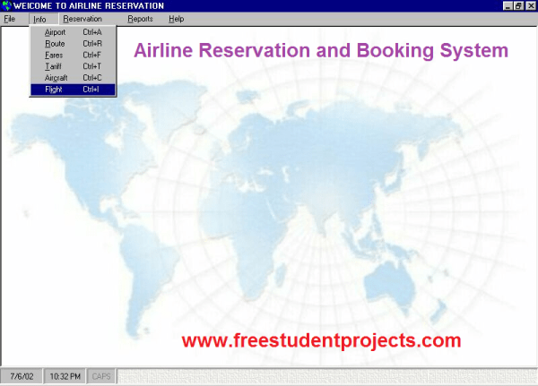 Airline Reservation and Booking System