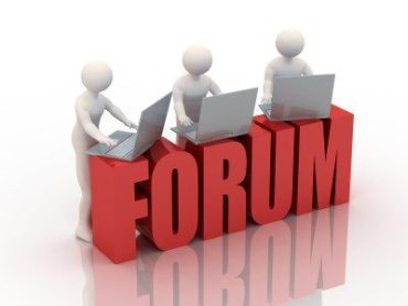 Online Discussion Board