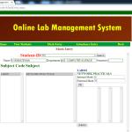 Online Lab System