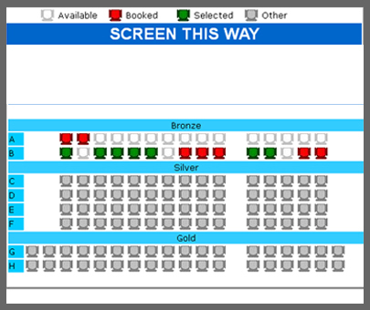 Android based Movie Ticket Booking System