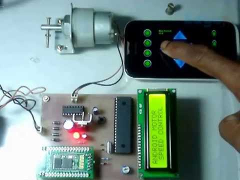Dc Motor Speed Controller Free Student Projects
