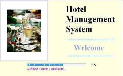 JAVA Hotel Management System
