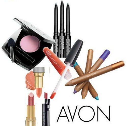 Avon cosmetics wedding