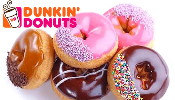 HOT FREE 5 Dunkin Donuts Gift Card  Free Beverage