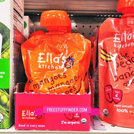 ellas kitchen baby food top rated appliances free ella's organic at target