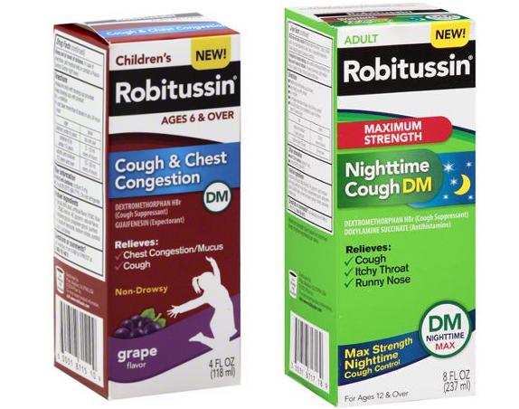 $0.65 (Reg $5.27) Robitussin Children's DM at Walmart