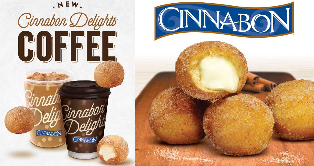 Free Cinnabon Delights With Purchase At Taco Bell