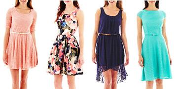 Image result for jcpenney junior dresses