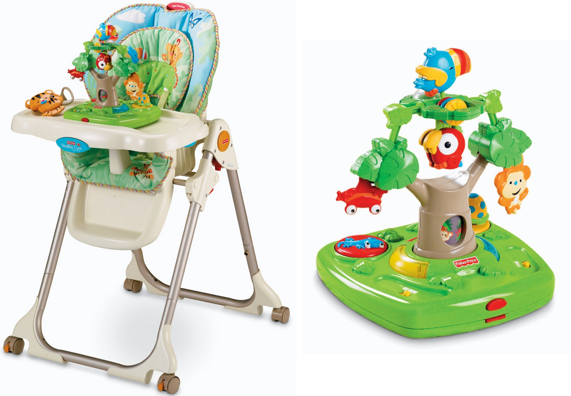 rainforest high chair where to buy sashes 79 98 reg 140 fisher price 43 free shipping
