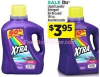 *HOT* $2.95 Big Bottle Xtra Laundry Detergent at Dollar ...