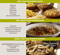 $9.99 Never Ending Pasta Bowl at Olive Garden - Free Stuff ...