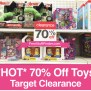 Hot 70 Off Toys At Target Semi Annual Clearance