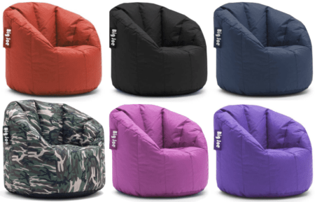 2498 Reg 35 Big Joe Bean Bag Chair FREE Store Pickup