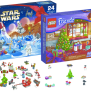 Lego Advent Calendars Starting At Just 29 99 Reg 40
