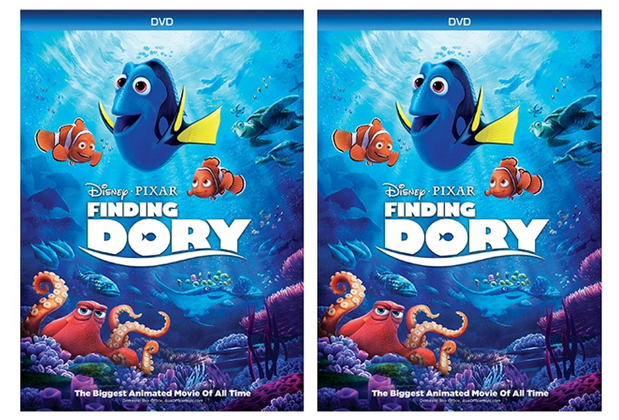 1999 Finding Dory DVD PreOrder  FREE 5 Target Gift Card