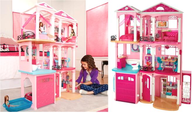 HOT 125 Reg 200 Barbie Dreamhouse FREE Shipping
