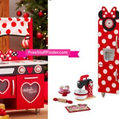 Kid Craft Kitchen Remodel Costs $139.99 (reg $245) Kidkraft Minnie Mouse & Baking ...