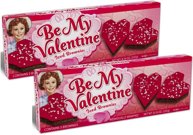 180 Reg 219 Little Debbie Valentines Snack Cakes At