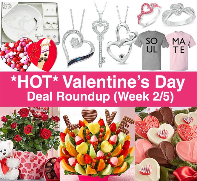 Valentines Day Deal Roundup Week 25