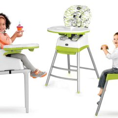 Target High Chair Booster Seat Covers For Roll Top Dining Chairs $79.99 (reg $130) Chicco Stack 3 In 1 Highchair