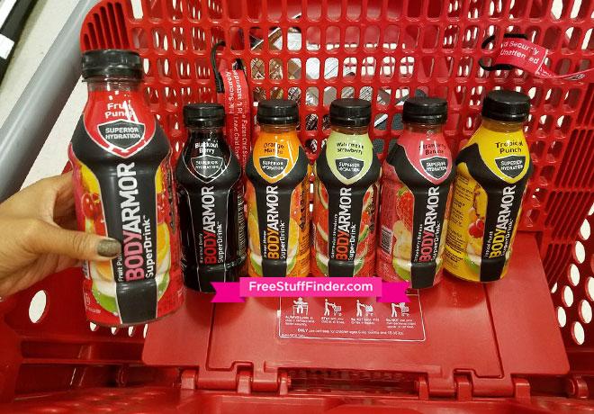 HOT 075 Reg 149 BodyArmor Drink at Target