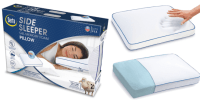 $14.98 (Reg $30) Serta Gel Memory Foam Side Sleeper Pillow