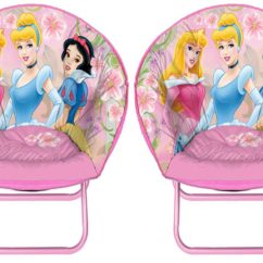 Saucer Chair Target Thomasville Leather And Ottoman $13.99 Disney Princess Mini + Free Shipping