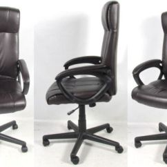 Staples Turcotte Chair Brown Office Chairs On Sale Walmart Luxura Executive For Just 59 99 Reg 150 Free Shipping
