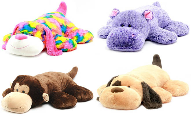 Spark Rainbow Puppy Plush Toy Just 1099 at Walmart