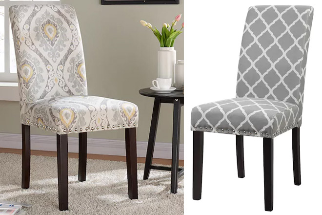 kohls dining chairs girl high chair harper only 51 99 each free shipping 10 kohl s through 6 25