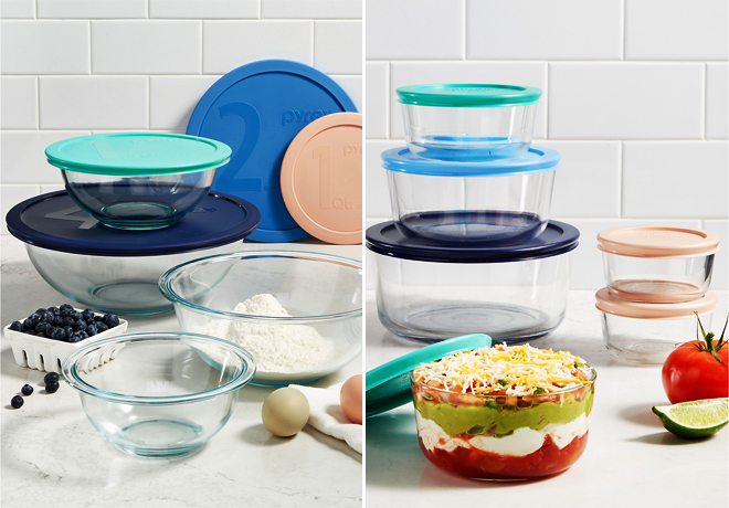 macy's kitchen sets how to remodel hot pyrex just 13 99 each regularly 43 at macy s through today
