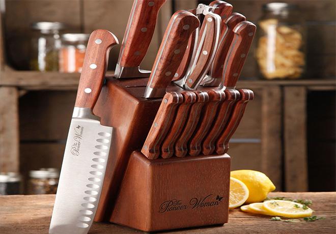 Set Woman Pioneer Knife Walmart