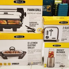 Bella Kitchen Designing Kitchens Appliances Only 9 99 At Macy S Reg 45 Panini Through Feb 5th Is Offering Select Small For 19 Regularly Up To And There A 10 Mail In Rebate Available That