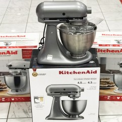Macys Kitchen Aid Curtains Blue Kitchenaid Stand Mixer Only 199 99 Free Shipping At Macy S Reg 325 Through February 5th Has This