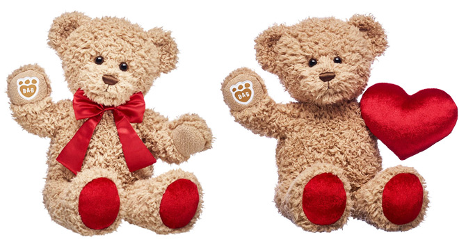 Build A Bear Valentines Day Gift Bundles Starting At ONLY