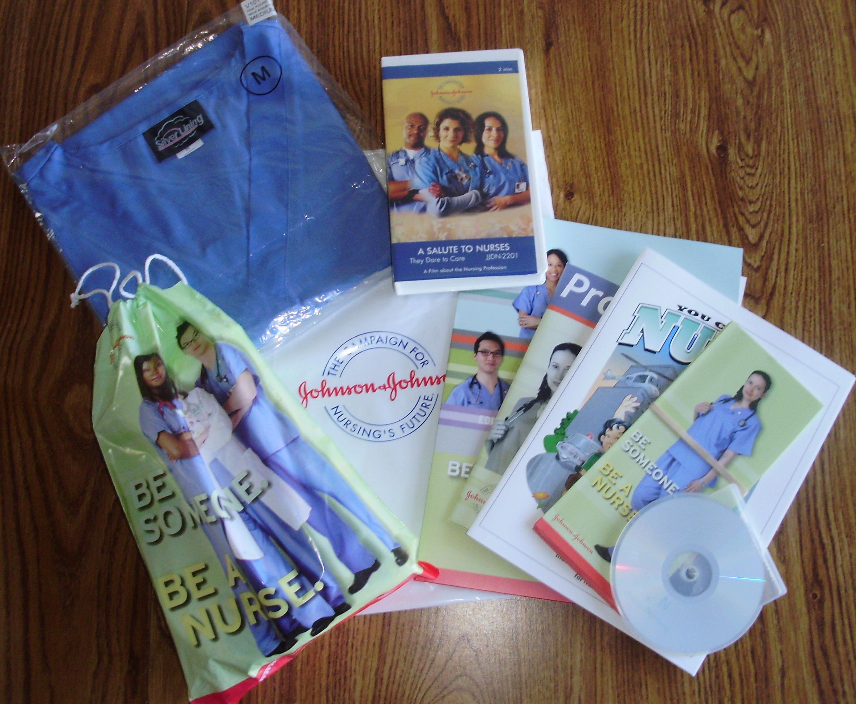Johnson Amp Johnson Nurses Kit