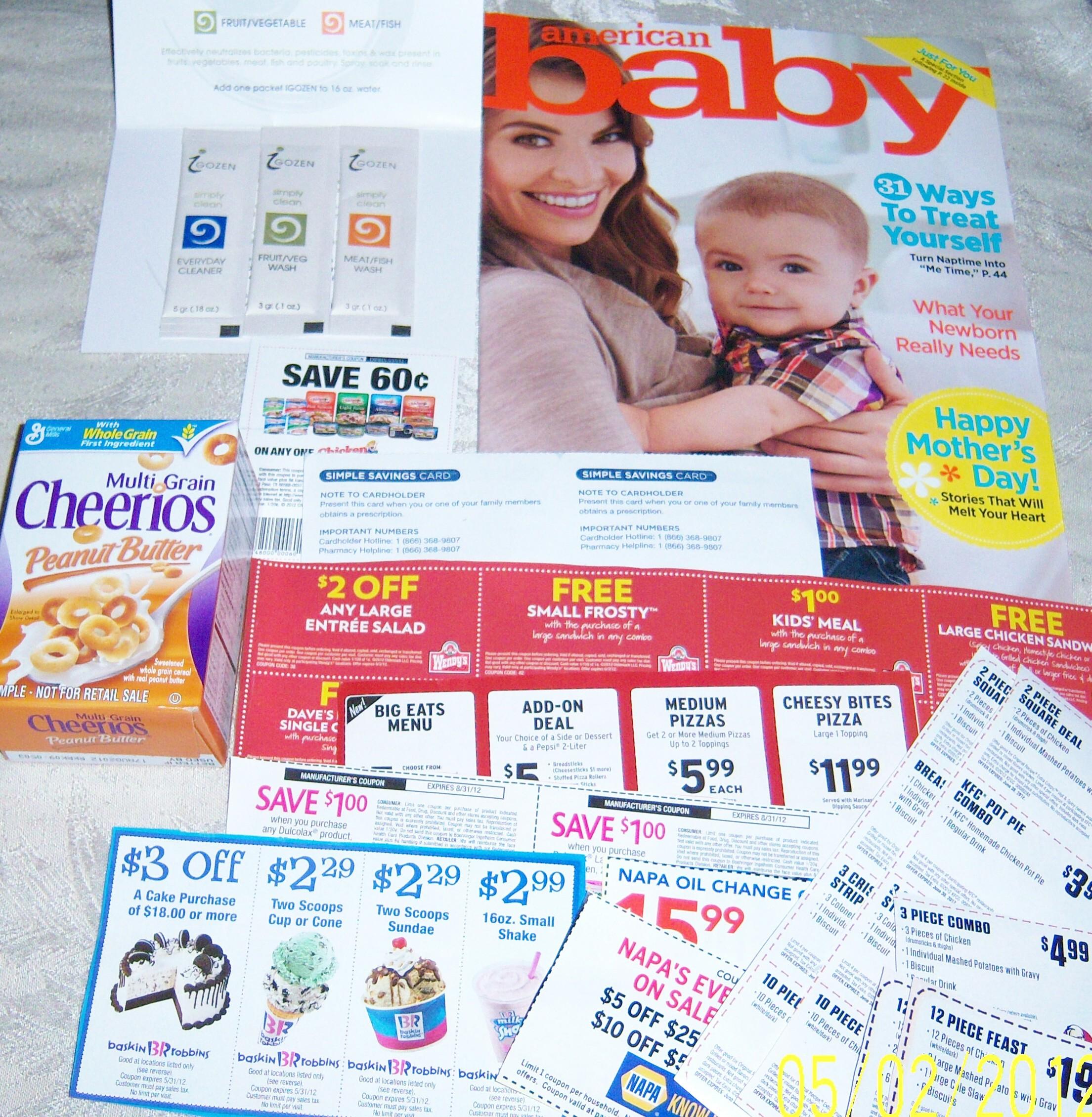Cheerios coupons 2019
