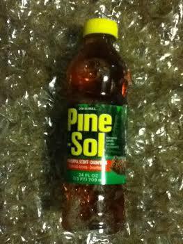 Free Full Size Bottle Of Pine Sol Original Scent