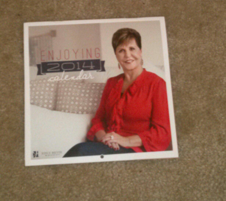 Free 2014 Joyce Meyer Calendar, Heel Balm Sample And Suave