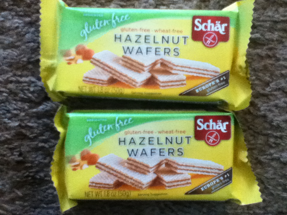 Made Money On These Schar Hazelnut Wafers At Walmart Price