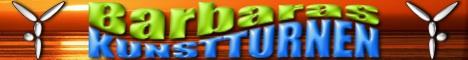 Barbaras Kunstturnen Banner