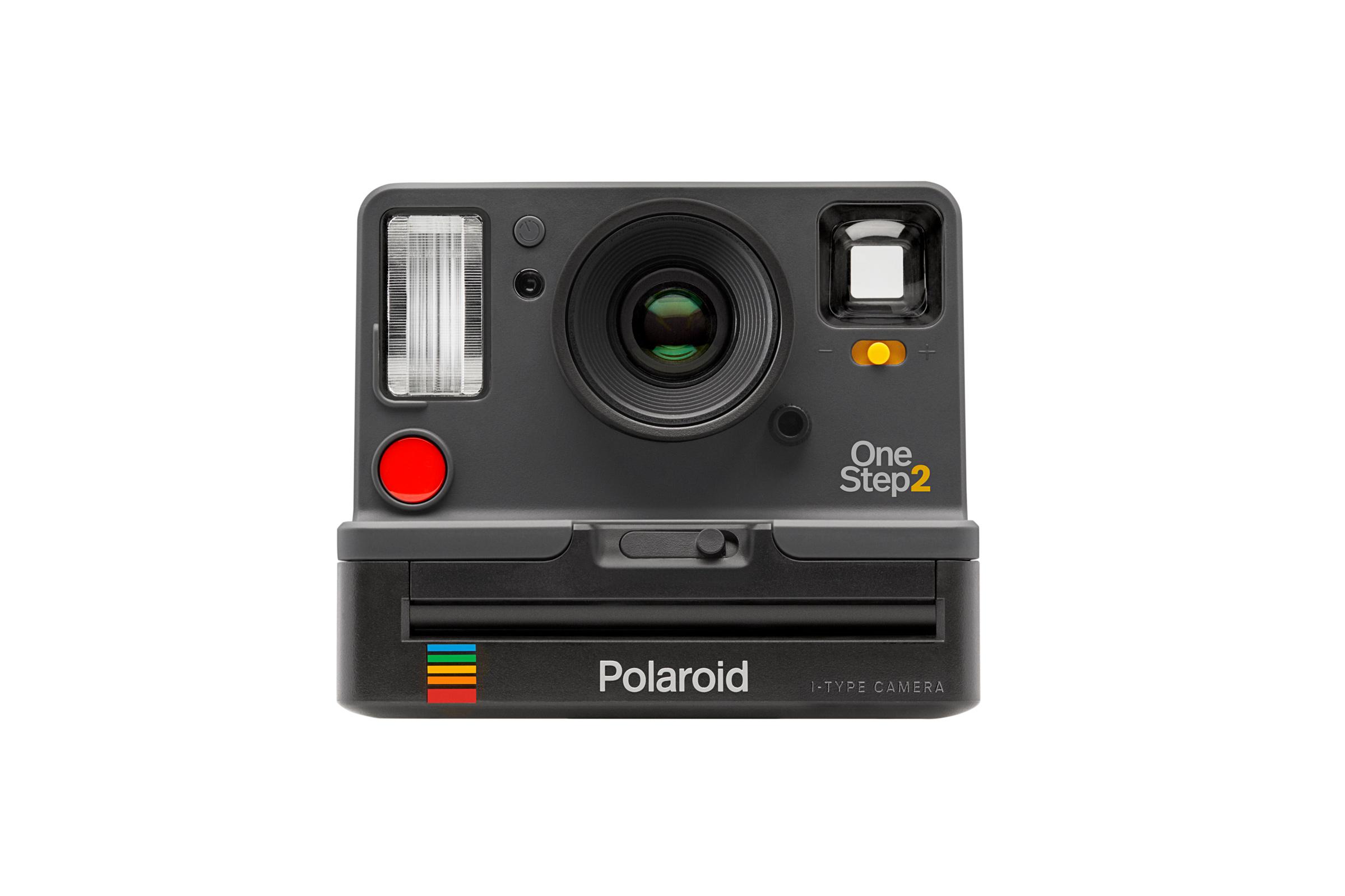Polaroid OneStep 2 iType Camera  Graphite  Freestyle