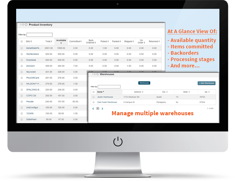 Inventory Management with Magento