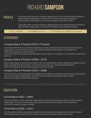 Each template is made by. Resume Templates For 2021 Free Download Freesumes